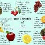 benefici della frutta