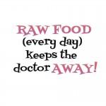 raw food tutti i giorni